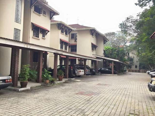 Rent the master room in very cozy p - Kuala Lumpur - Flat