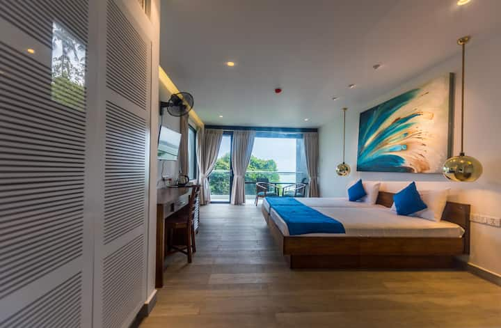 Superior Ocean View Room  at Agnus Luxury Villa