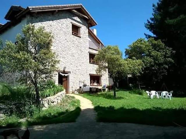 Habitación doble y Yoga en bonita casa en el campo - Guadarrama