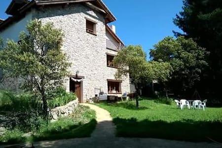 Habitación doble y Yoga en bonita casa en el campo - Guadarrama - Chalet