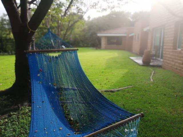 (B) Casa Ananda, un espacio hermoso para el relax