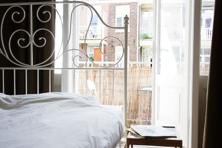 Spacious and authentic apartment - Amsterdam - Wohnung