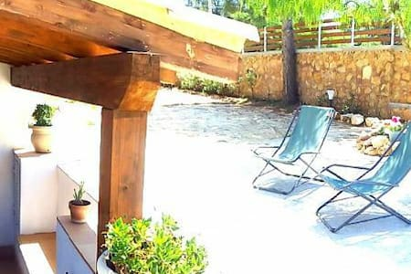 Holiday Home Villa Culcasi ♡ - Custonaci - Apartment