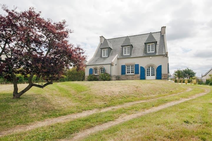 Belle maison en Bretagne à Carantec - Carantec - Hus