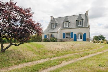 Belle maison en Bretagne à Carantec - Carantec - Casa