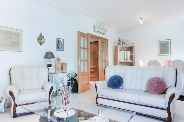 apartment 4 pieces in lisbon - Alverca do Ribatejo - Flat