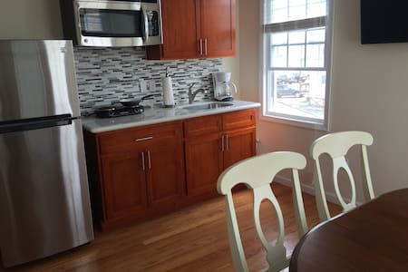 New Condo/Apt in Beach Haven - Apartamento