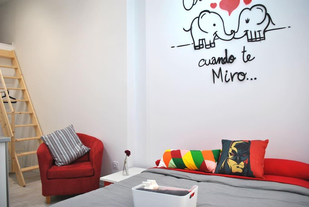 Very very very Nice Loft in Valencia