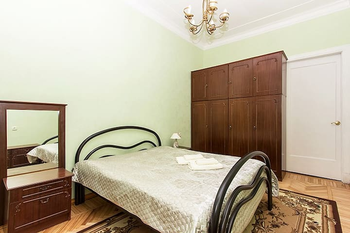 Bolshaya Dorogomilovskaya 4 - Moskva - Apartament
