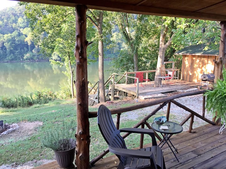 Cool Water Retreat on the White River