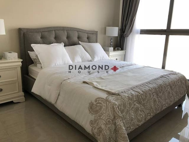 Green Diamond One -  furnished Apartment
