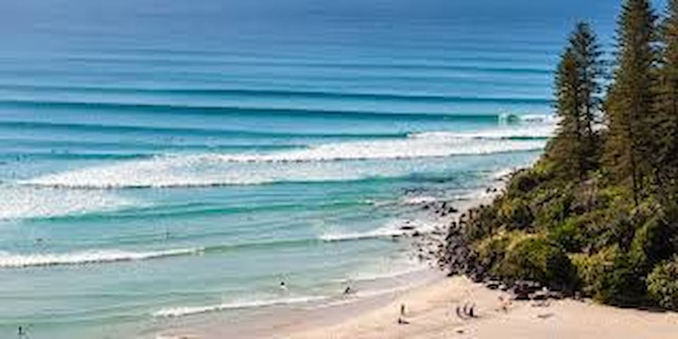 Coolangatta/Tweed Private Family Surf Retreat - Tweed Heads - House