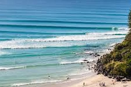 Coolangatta/Tweed Private Family Surf Retreat - Tweed Heads