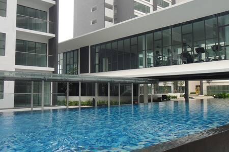 Full Furnished Studio at Zeva Residence For Rent - Seri Kembangan - Egyéb