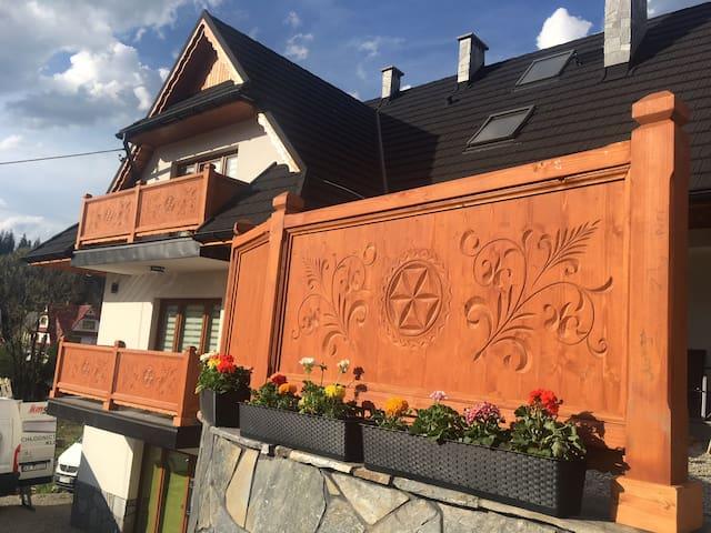 Apartamenty Na Przełaj - apartament nr 2