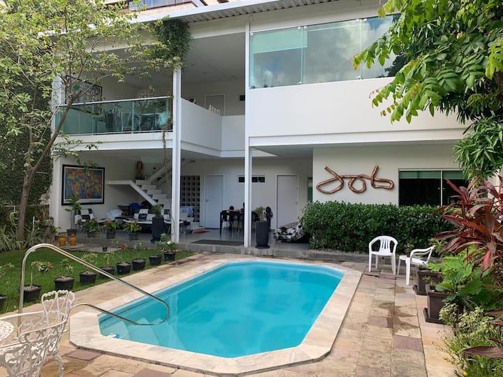 Pousada Flat Hotel em Casa-Forte Recife PE Brasil