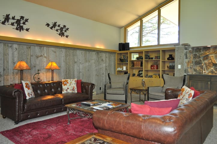 Elkhorn Lodge - 5BR Home Standard + Private Hot Tub - Teton Village - House