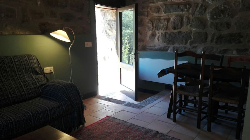 Mas Campolier. Apartment El Cucut - Sant Ferriol - Huoneisto