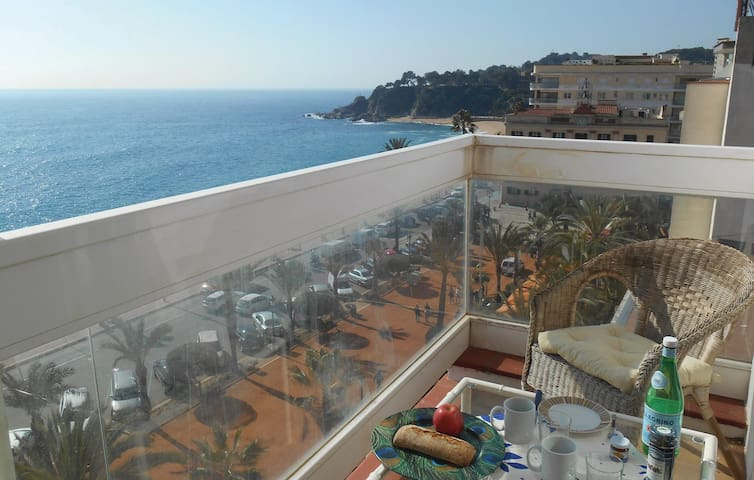Holiday apartment with 1 bedroom on 40m² in Lloret de Mar