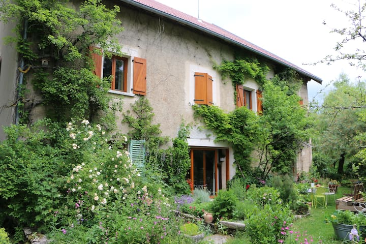 Maison dans le doubs houses for rent in lavans for Maison container franche comte