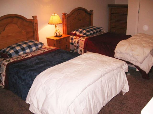 "The ""Cora Belle"" -  Twin Bedroom"
