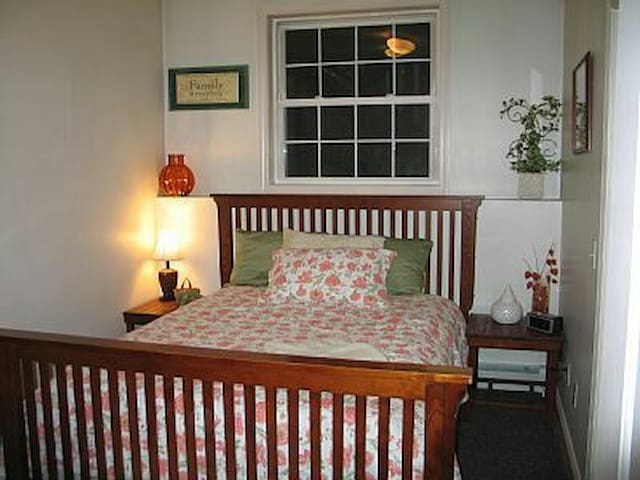 Cozy bedroom in the White Mountains - North Conway - Dom