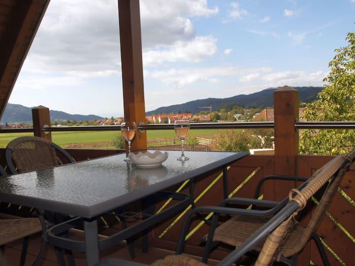 Ferienwohnungen Stegen, (Stegen), Ferienwohnung 2, 40 qm, 1 Schlafzimmer, Dusche/WC, max. 4 Personen
