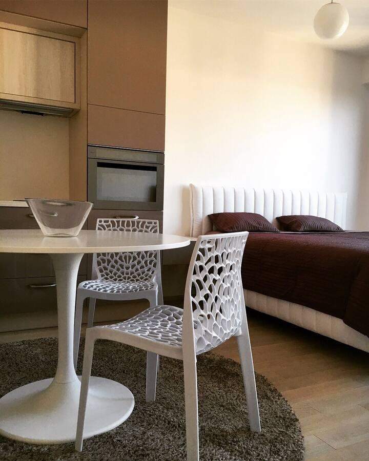 Новые апартаменты класса «люкс» в престижном месте