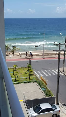Excellent beach apartment at Expresso 2222, Barra