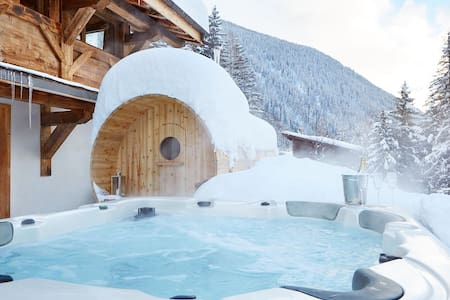 Luxury Chalet with Jacuzzi - Cortina d'Ampezzo