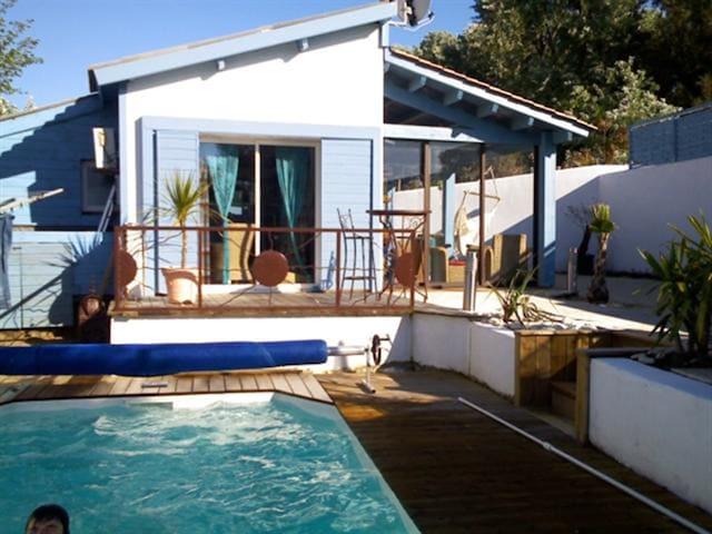 Villa Grain de Sel - Oléron - Villa avec piscine - Le Grand-Village-Plage - Villa
