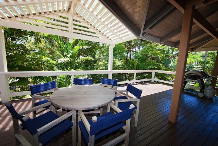Breeya -  A great tropical escape. Sleeps 9