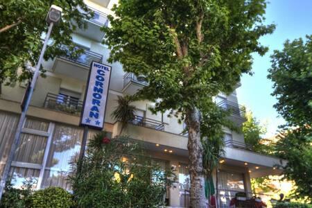 Camera doppia in hotel di Charme a Riccione