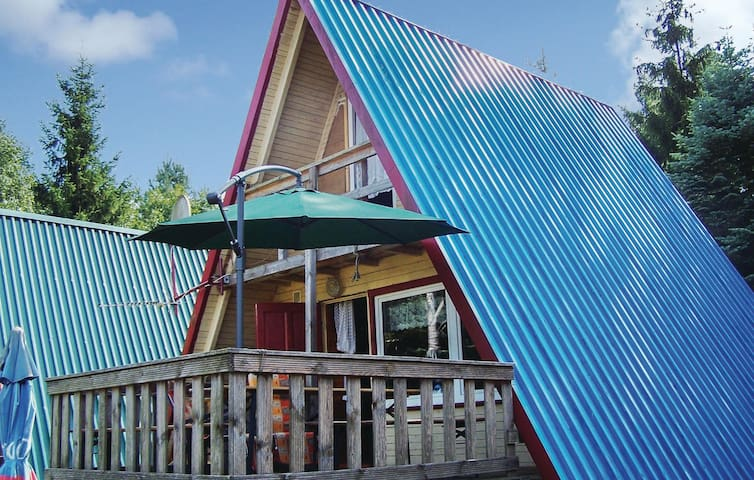 Holiday cottage with 2 bedrooms on 50m² in Bobolice