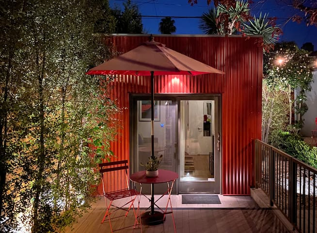 Little Red Weho Studio