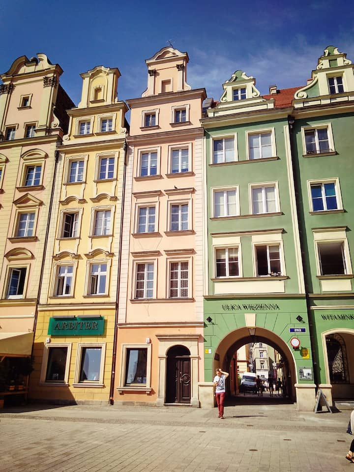 Studio RYNEK - right on the market square