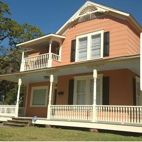 Southern Historic Dream Home