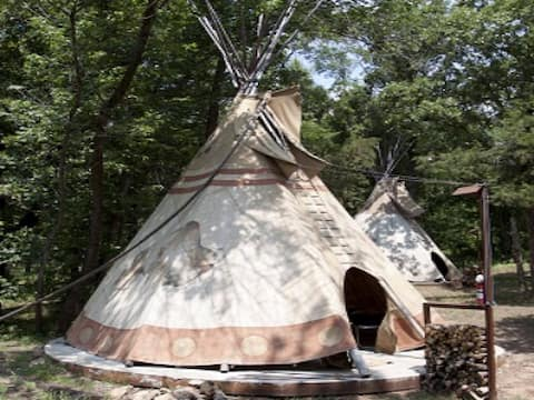 Authentic Indian Tipi #2