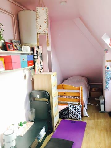 Cozy studio in the center of Paris小巴黎市中心温馨开间独居