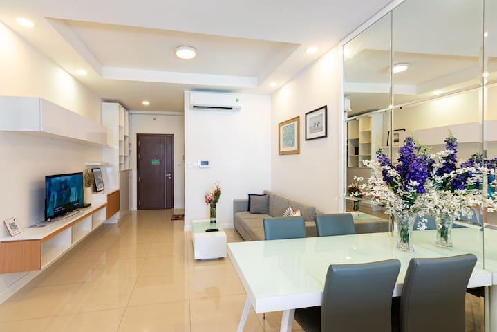 Icon 56 Building 1BR- Luxury place @ Center SaiGon