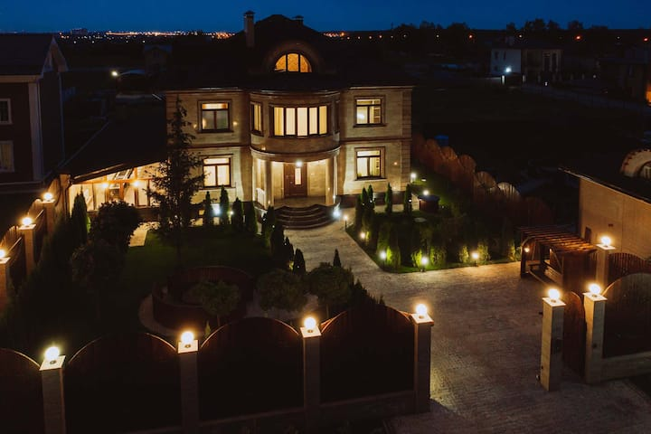 Luxury Villa In Moscow City
