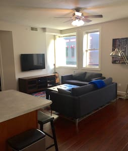 Downtown Decatur renovated loft - Декатур