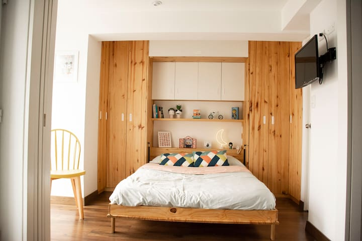 Cozy and Stylish flat in Barranco