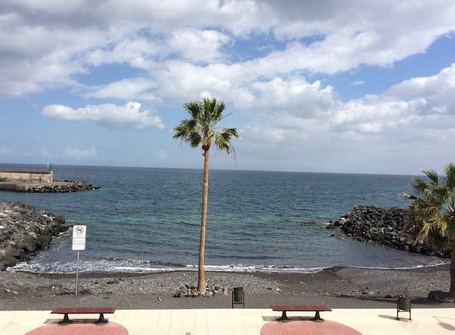 Single room on the beach & healthy food - Candelaria - Appartement
