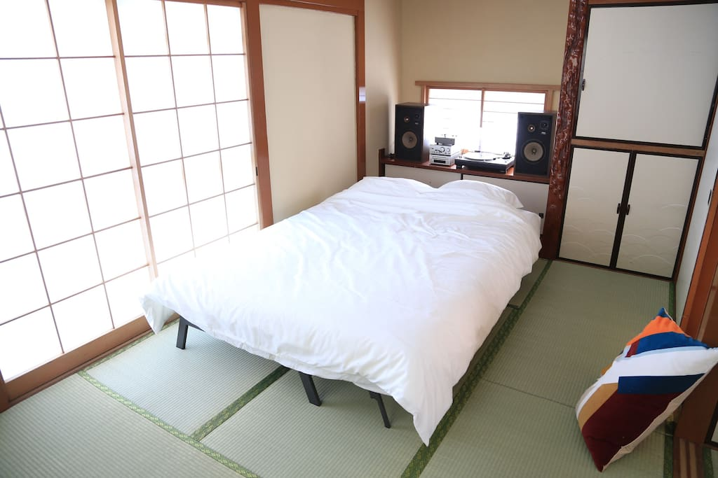 traditional tatami rooms in skytree asakuda area appartements louer sumida tokyo japon. Black Bedroom Furniture Sets. Home Design Ideas