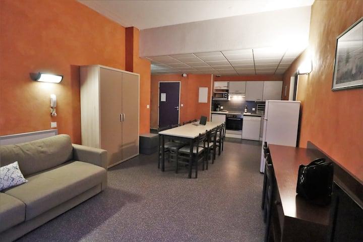Apartamento para 10 personas acceso al balneo