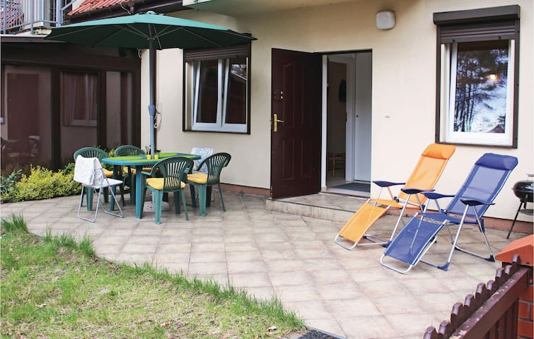 Terraced house with 1 bedroom on 30 m² in Pobierowo