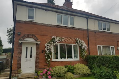 Light, spacious and homely property in Collingham.