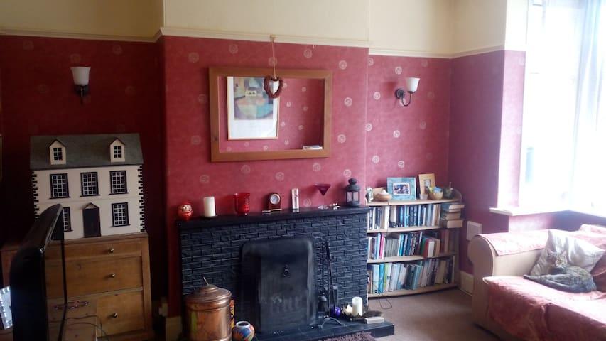 Family house and sunny garden - York - Casa