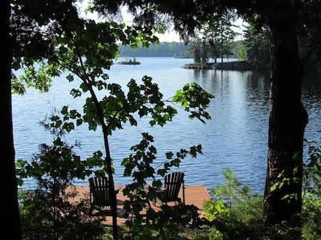 cottage on big gull lake cottages for rent in arden